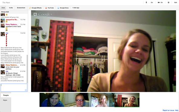 Birthday-surprise-ideas-for-best-friend-Google Hangout – Digital surprise