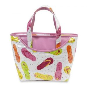 Picnic at Ascot Beach Day Small Insulated Tote