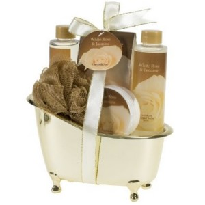 Tub spa gift set