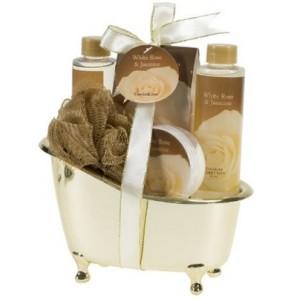 Tub spa gift set