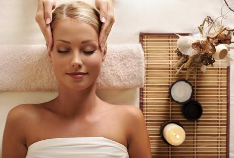 Women spa and massage