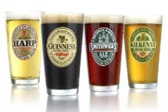 Beer-glasses