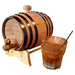 Beverage-barrel