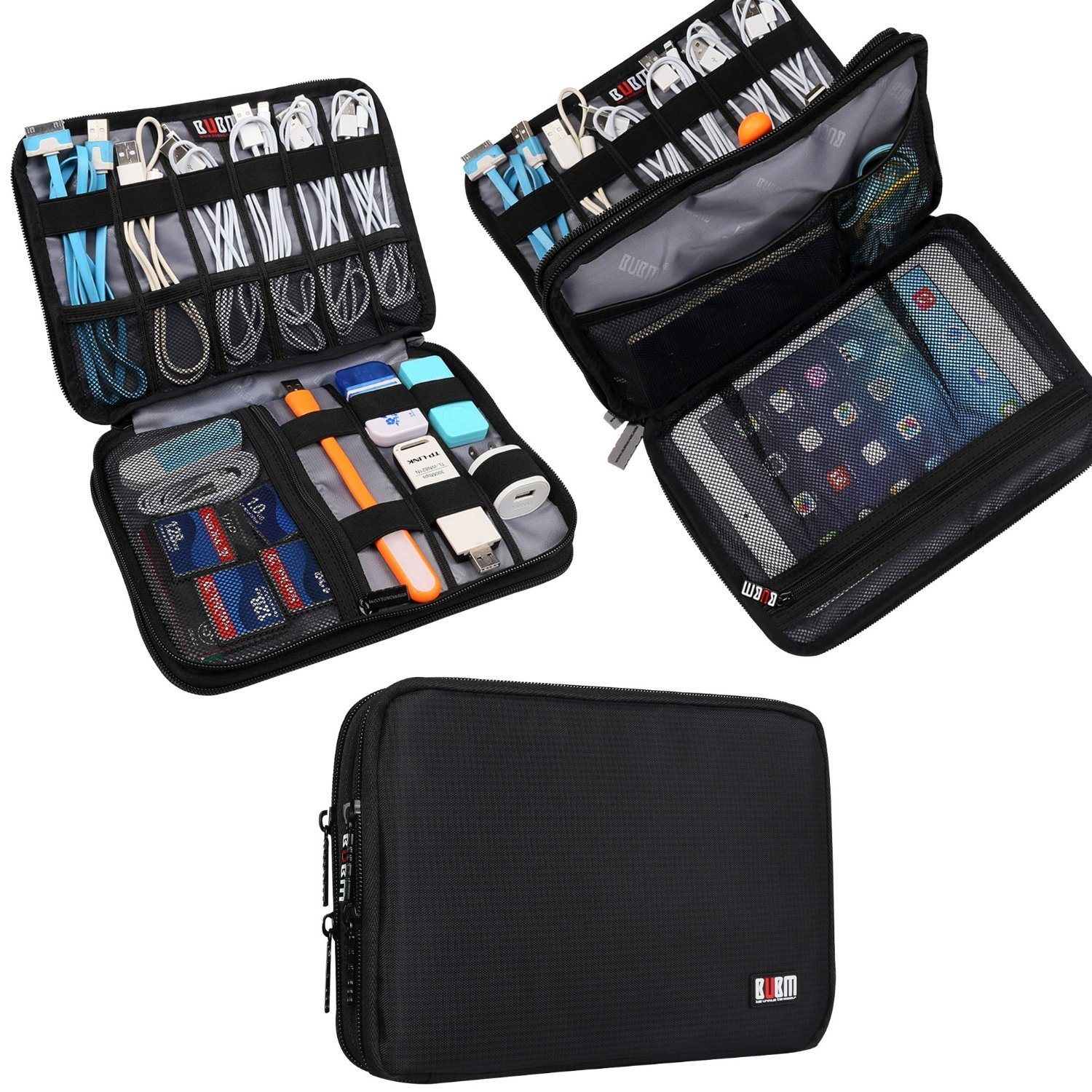 Electronics Organizer Travel Bag