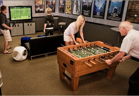 40th-birthday-ideas-Game house