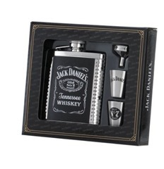 Jack Daniel flask
