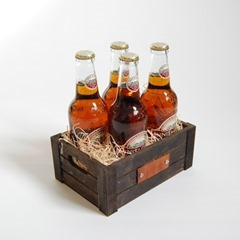 Personalized crate
