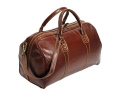 Duffle Italian Weekender Travel Bag
