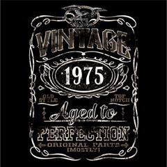 Vintage-print-tshirt
