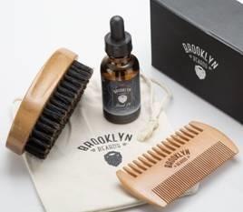 Mustache Beard Kit for Men