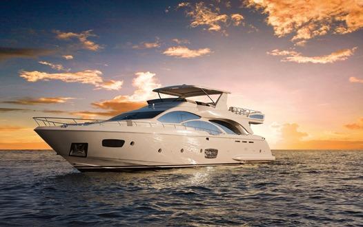 Celebrate in Yacht