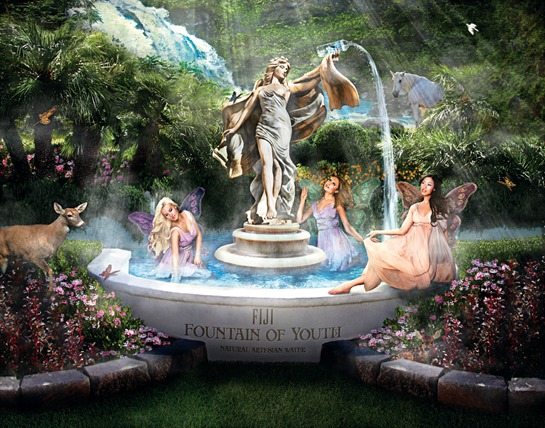 50th-Birthday-Party-Ideas-Fountain of youth