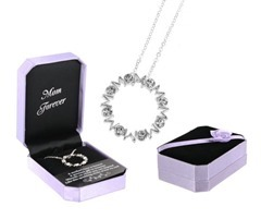 Mom Forever necklace