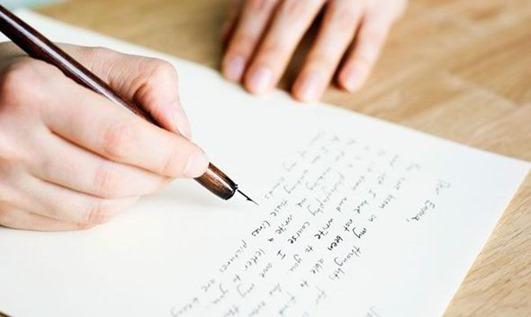 Open heart letters
