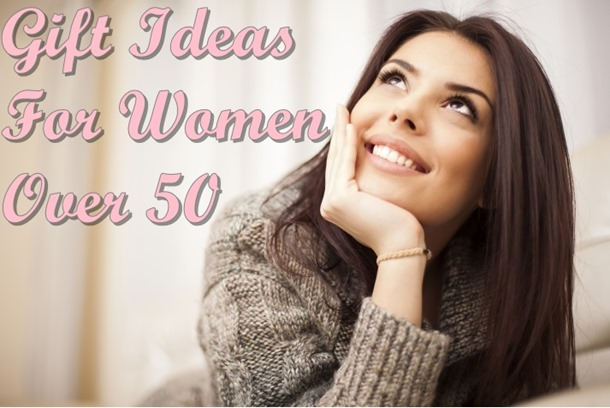 Gifts for women after 50