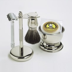 Merkur-shaving-set