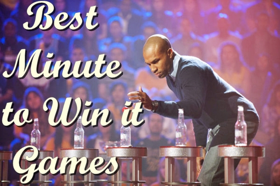 Minute to win it games list