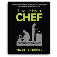 13 The 4 Hour Chef