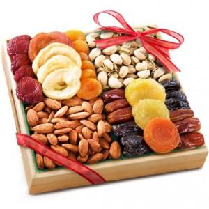 dry fruits tray
