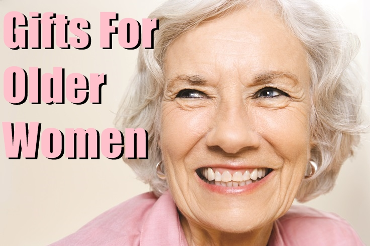 43 Best Gift Options For Older Women