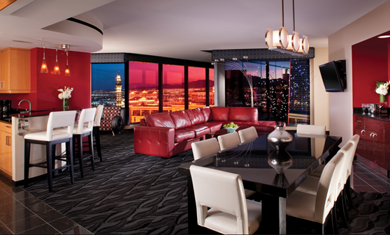 hotel suite party