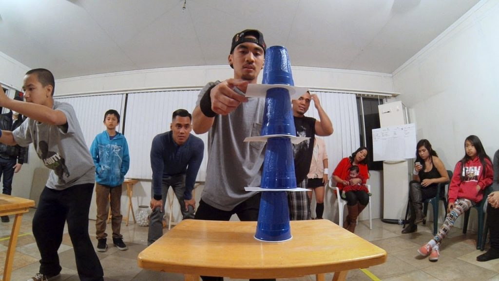 Minute To Win It Games For Kids At Home