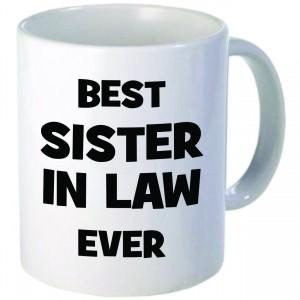 Best Sister In Law Ever mug