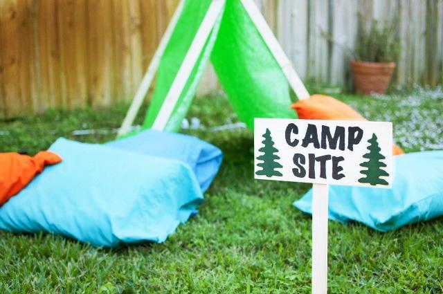 Camp celebrations