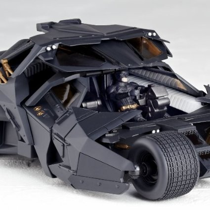 Dark Knight Rises Tumbler Vehicle