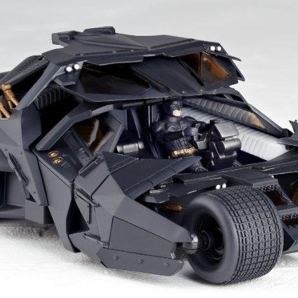 Dark Knight Rises Tumbler Vehicle