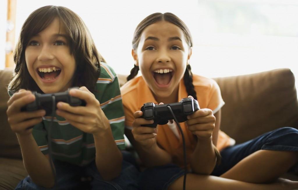 Tween gaming party