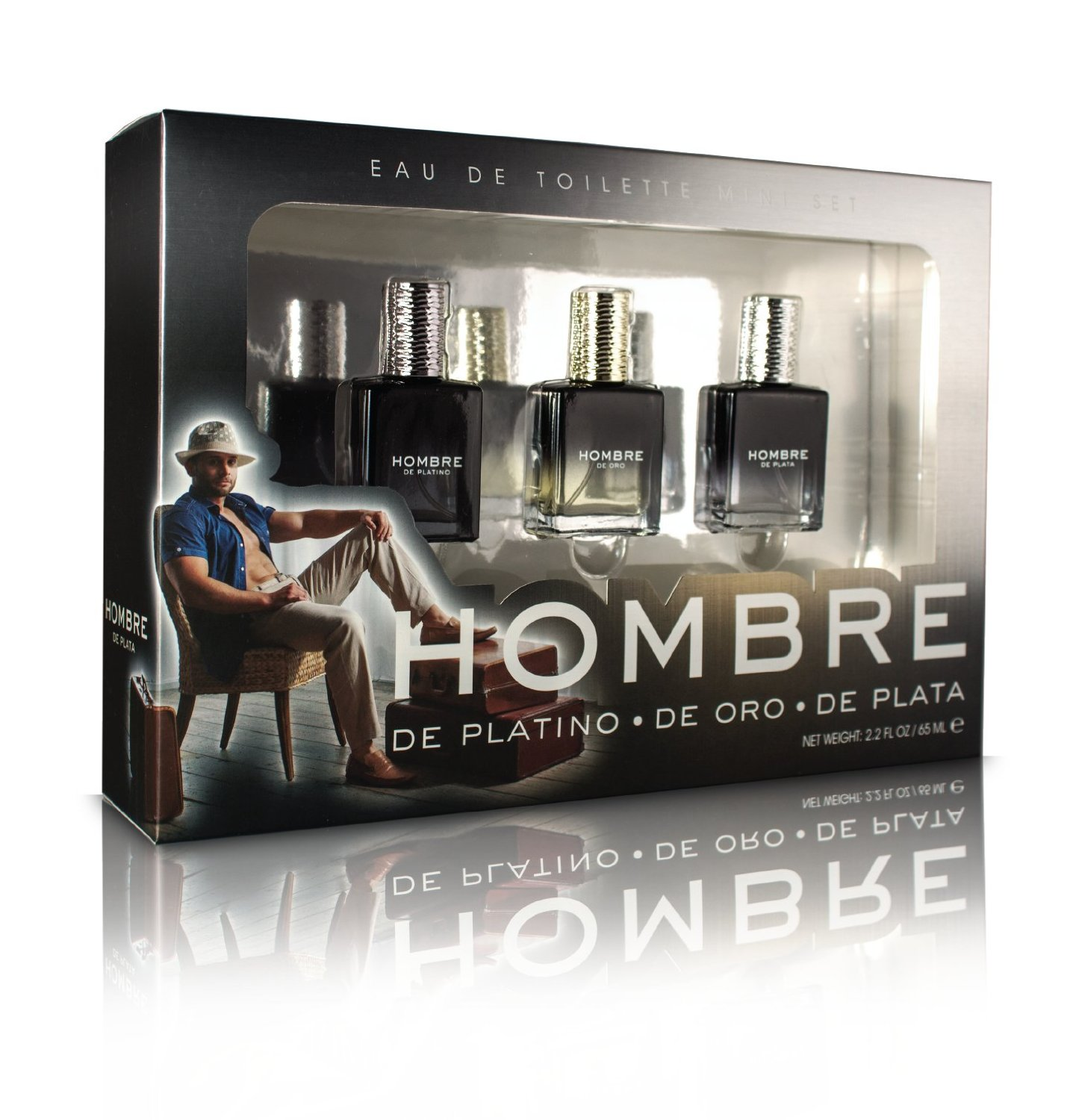 Price 4995 Hobre 3 Pc Men Perfume Gift Set Him
