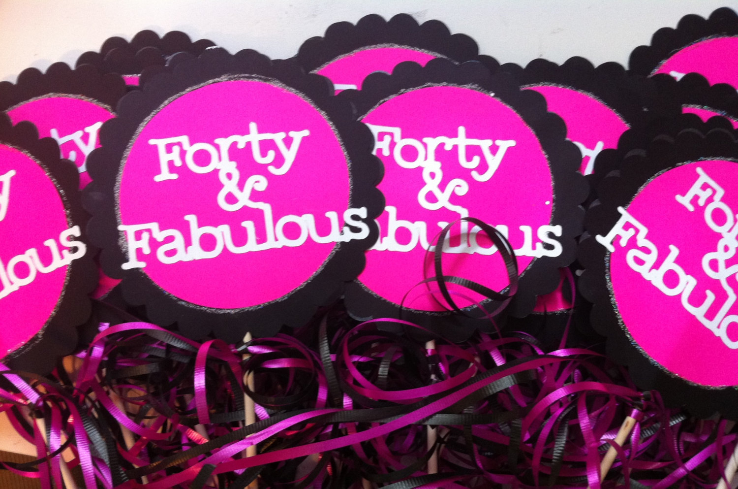 7 Fabulous 40th Birthday Party Ideas For Women