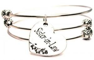 Sister In Law Bracelet