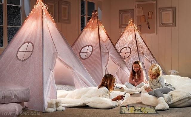 sleepover camp