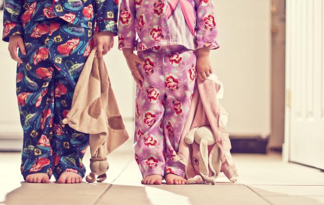 sleepover dress code
