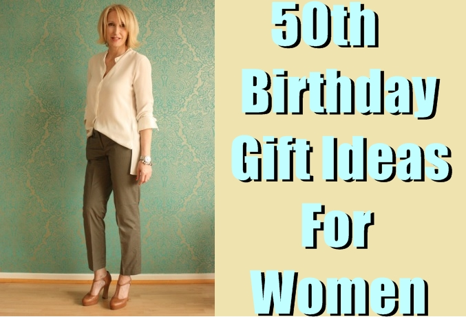 Best Presents For Women Part - 40: 50th Birthday Gift Ideas For Women