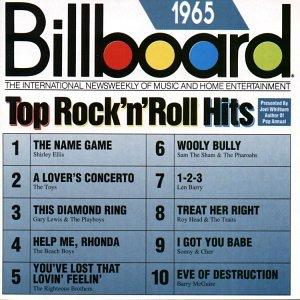 BillBoard Top Hits Various Artists