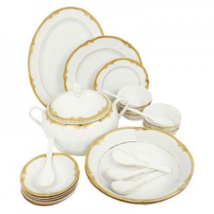 Azure High Quality Porcelain Tableware