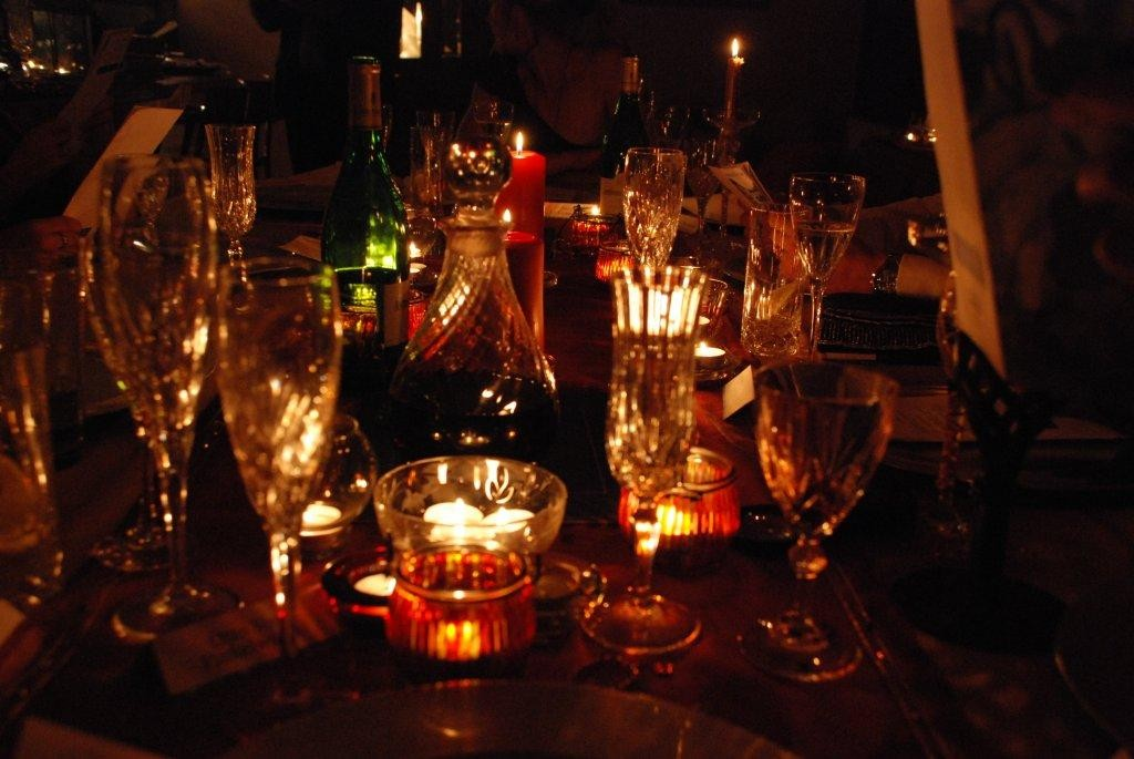 Candle light party