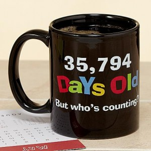 Days Old Mugs