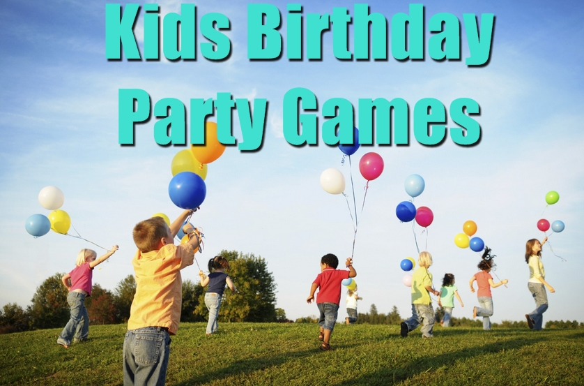 10 fun games for kids birthday party birthday inspire