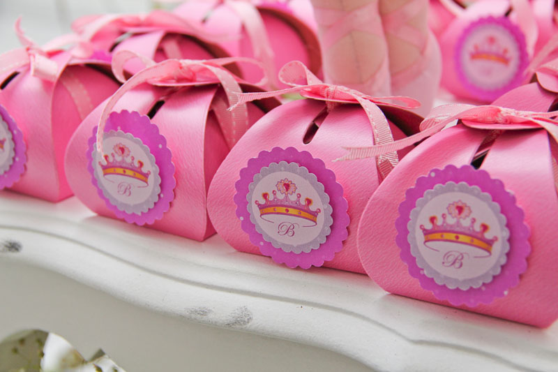 Princes themed party