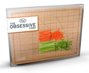 obsessive chef cutting board