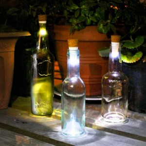 rechargable bootle light
