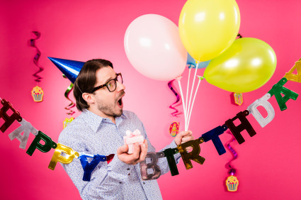 Surprise Him At Midnight Birthday
