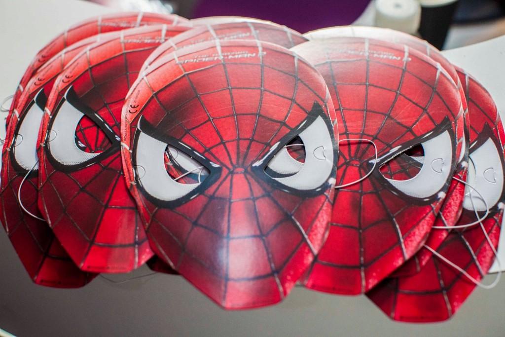 spiderman theme and activites
