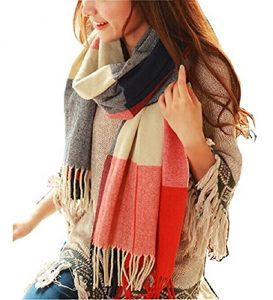 If Your Best Friend Loves Carrying Scarves You Can Buy The One With Her Favorite Color Or Pattern Even Get A Set Of Which
