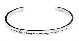 A true friendship bracelet