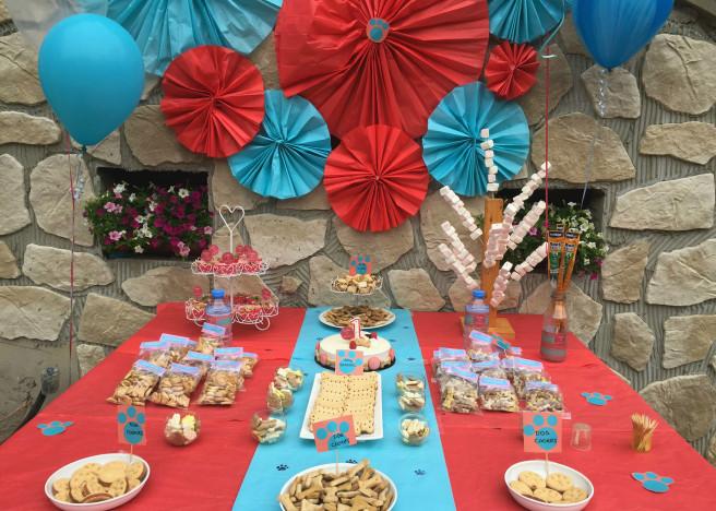 dog birthday party venue
